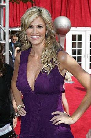 ESPN Sideline Reporters' Makeup – Erin Andrews vs Holly Rowe