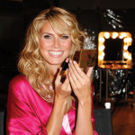 "Heidi Klum's ""Very Sexy"" Makeup Line for Victoria's Secret"