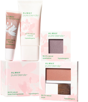 New Eco-Friendly, All Natural, Good For Your Skin Makeup