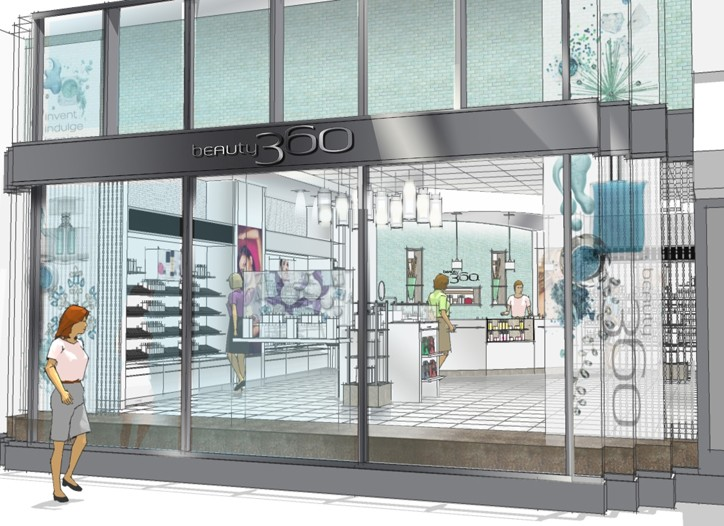 CVS Pharmacy Brings Glamour To The Masses With Beauty 360