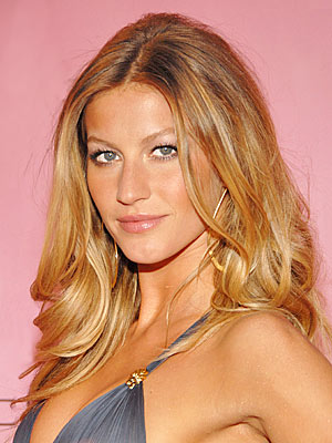 Giselle Bundchen and her Gorgeous Face