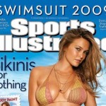 Sports Illustrated Swimsuit Issue 2009::Model Makeup like Bar Refaeli