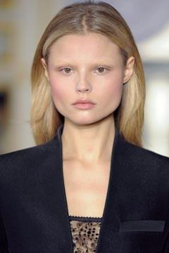Fall 2009 Makeup Trends Naturally Nude Face Jennysue