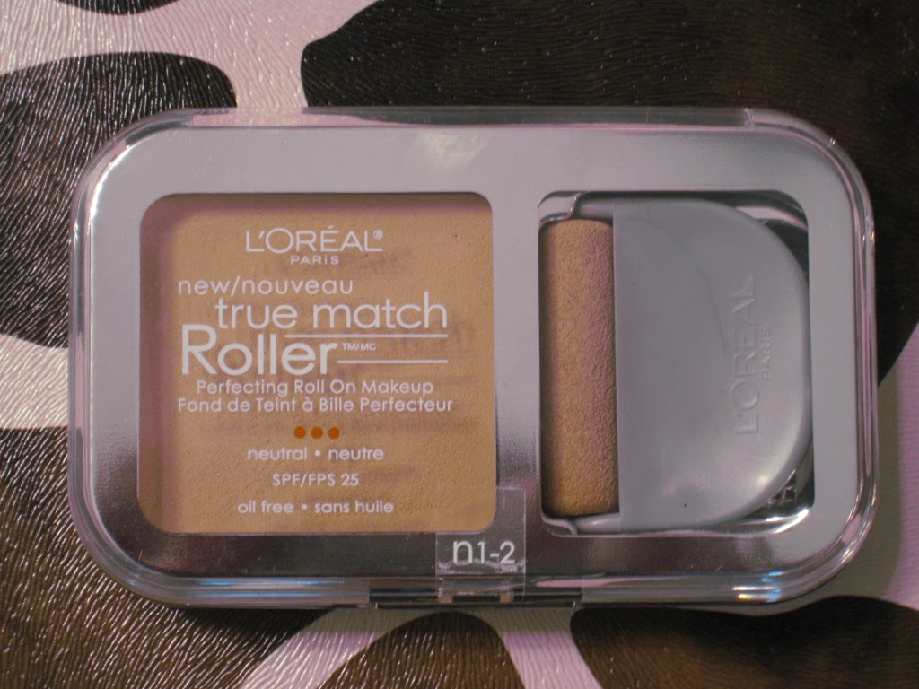 L Oreal True Match Roller Foundation Roll Away Waste