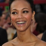Oscar Worthy Makeup From Zoe Saldana