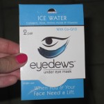 JennySue Makeup Product Review :: Eyedews-Under Eye Mask