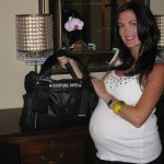 After Three Kids, I FINALLY Score A Juicy Couture Diaper Bag!
