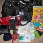 What's In JennySue's Diaper Bag