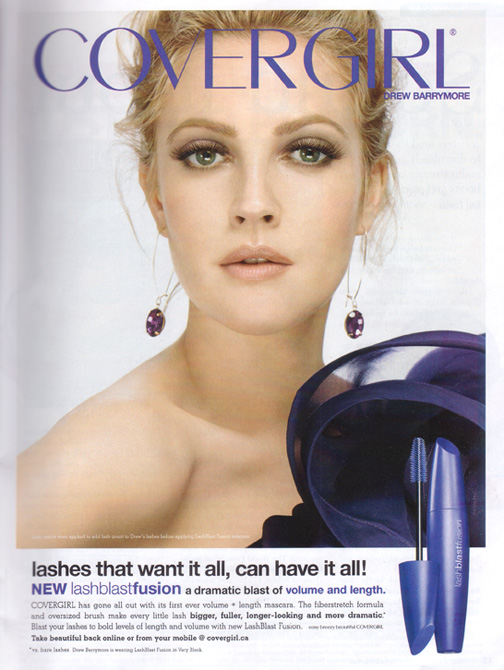 cover girl cosmetics essay example One of the most popular commercials that easily draw the eyes of female viewers are the covergirl cosmetic commercials the rhetoric covergirl includes in their commercials is very convincing their goal in trying to get women to invest in their multiple products is achieved through their skills in.