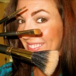 JennySue Makeup Product Review :: KIM Makeup Brushes