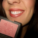 Blush Is The New Lipstick