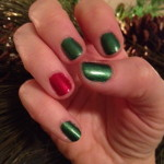 Jingle Bells And Green Fingernails