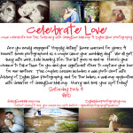 """Celebrate Love"" – Photo & Makeup Session"