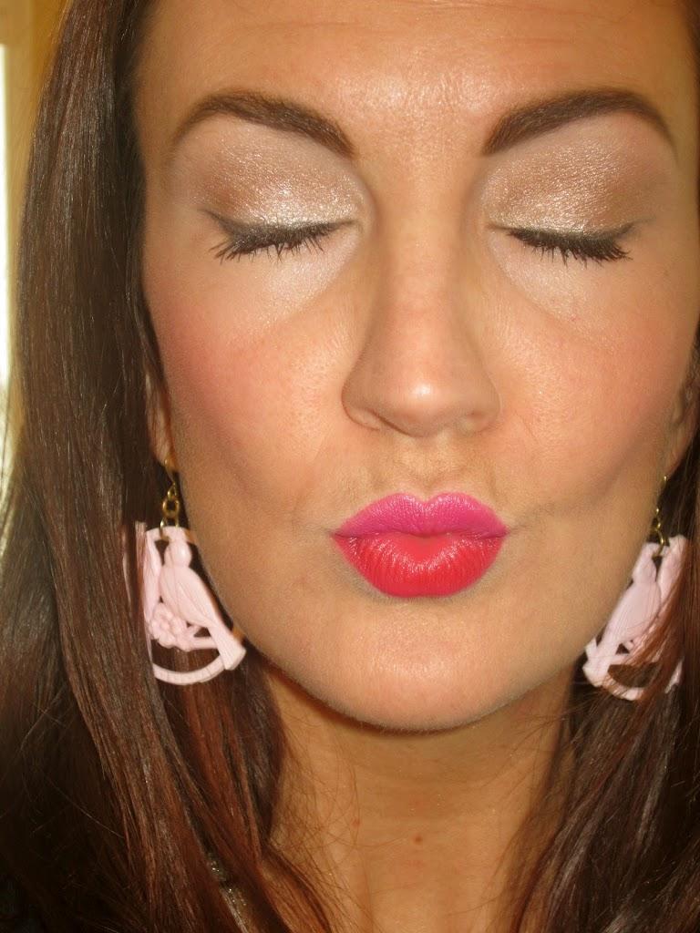 Lovebird Lips Jennysue Makeup