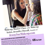 """Your Best Face Forward"" Makeup Event – August 2, 2012"