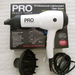 Product Review :: PRO Beauty Tools Professional Lightweight Hair Dryer