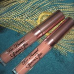 Luscious Lips With Too Faced Glamour Gloss