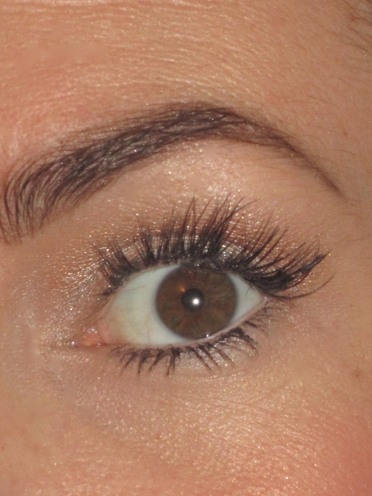 One Week Into Lash Extensions Update