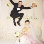 Beautiful Newlywed Alert :: Justin Timberlake + Jessica Biel
