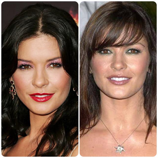 Bangs Before Botox Jennysue Makeup