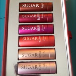 Santa Was Listening :: Fresh Sugar Soiree Mini Lip Collection