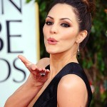 2013 Golden Globes Marvelous Makeup Looks