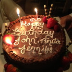 My Pre – Birthday Celebrations