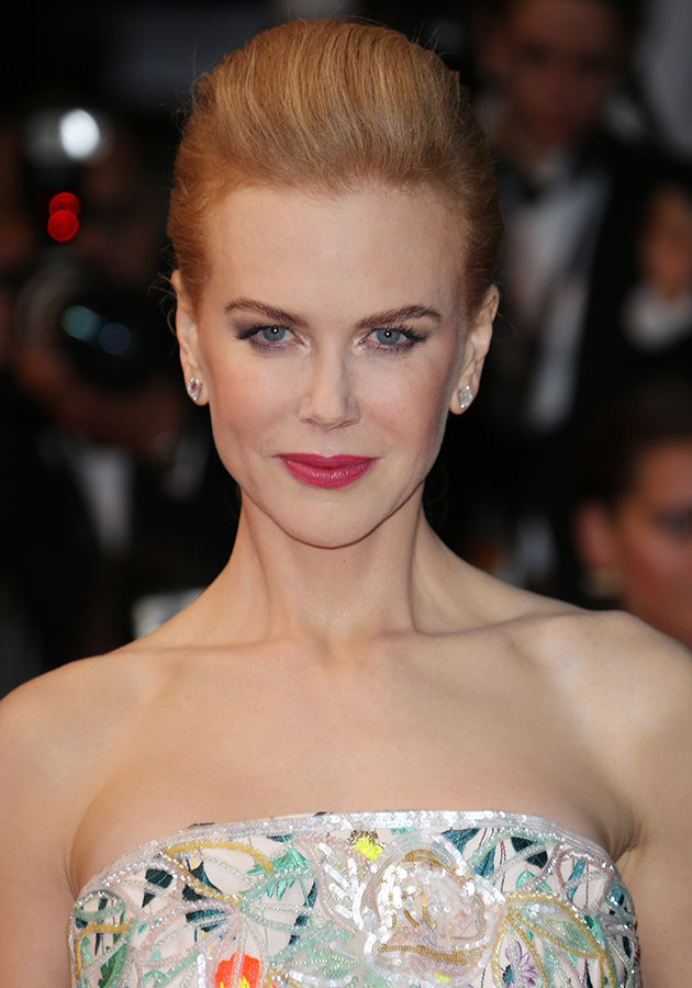 How To Get Nicole Kidman Canne S Look For The Every Day