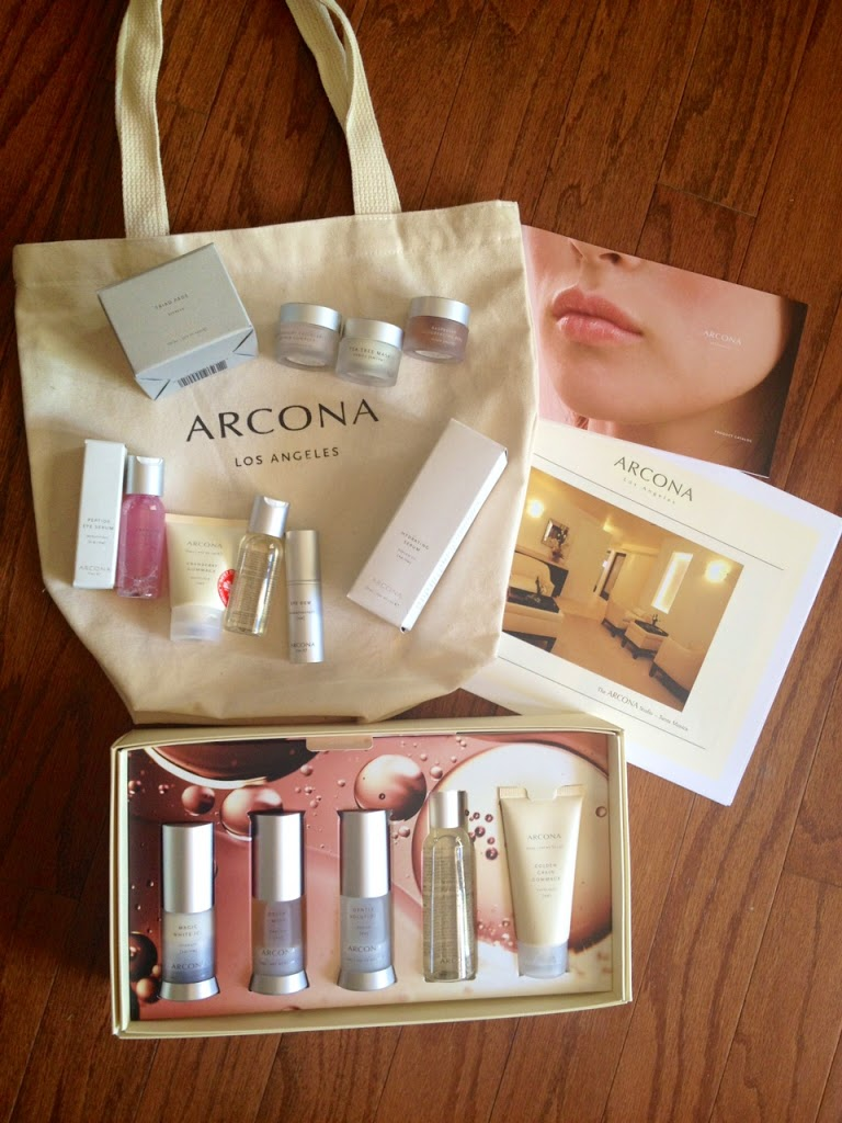 Product Review Arcona Los Angeles