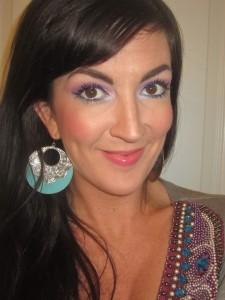 bh cosmetics eyeshadow blush palette