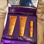 Product Review & Giveaway! :  Motions Hair 3 Step Straight Finish System