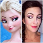Makeup Inspired By Disney's 'Frozen'