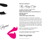 Come On A Makeup Date With Me At Bloomingdale's