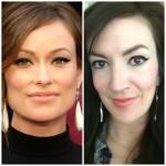 Wild About Olivia Wilde's Oscar Makeup