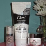 Light Up A Room With Olay Regenerist Luminous