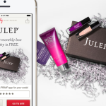 Your 1st Monthly Box Of Pretty FREE From Julep