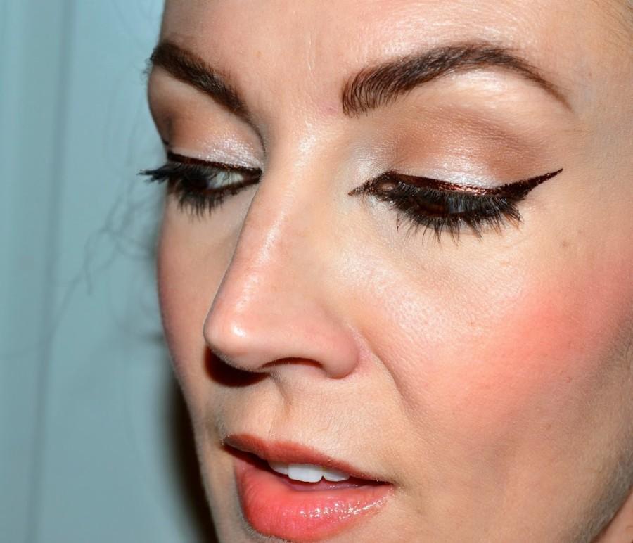The Real Cat Eye Jennysue Makeup