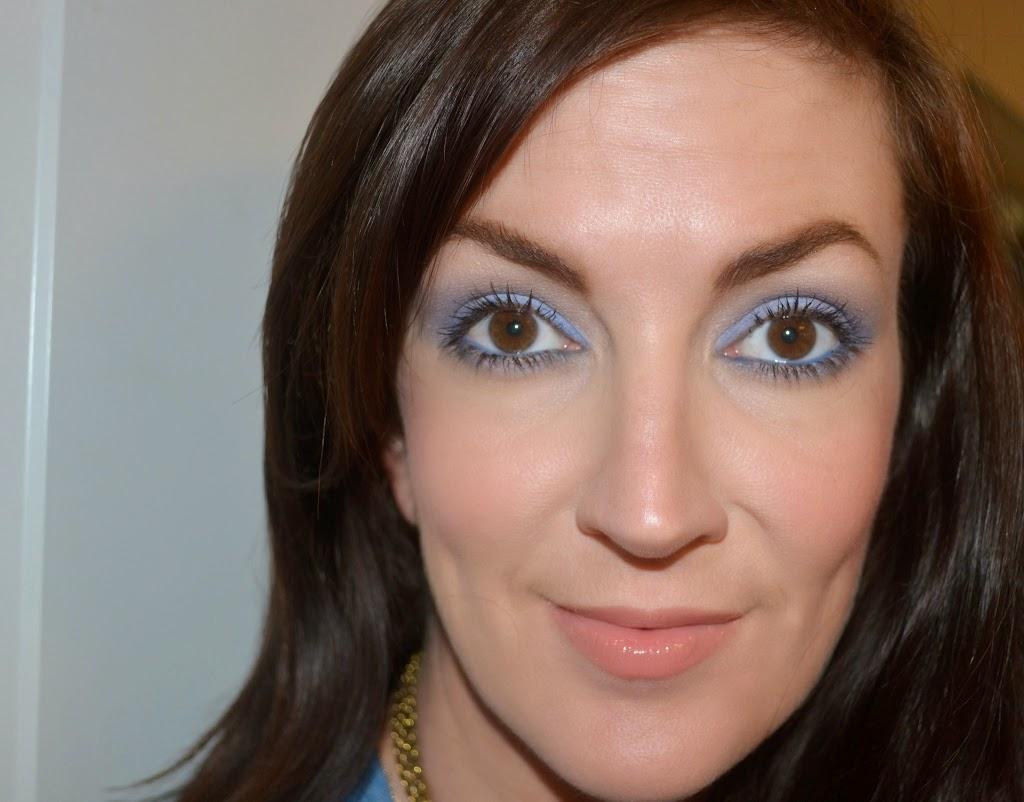 Pool Blue Eyes Jennysue Makeup