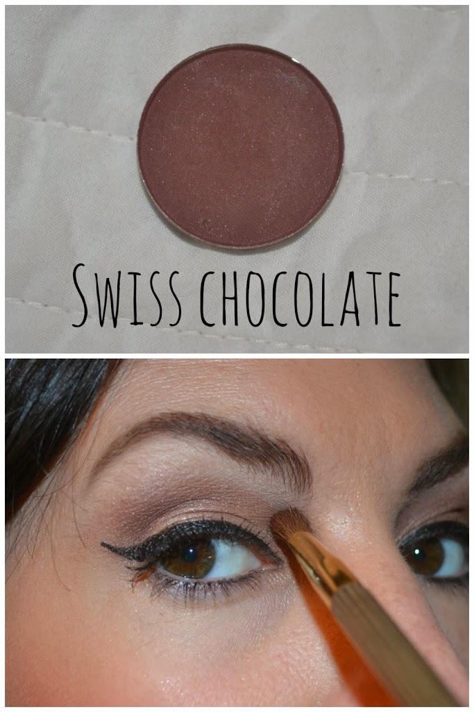 Mac Most Wanted Brown Eyeshadows Jennysue Makeup