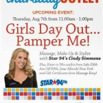 Girls Day Out With Star 94 At The Outlet Shoppes At Atlanta