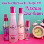 Fade Free Hair Color With Nexxus Color Assure