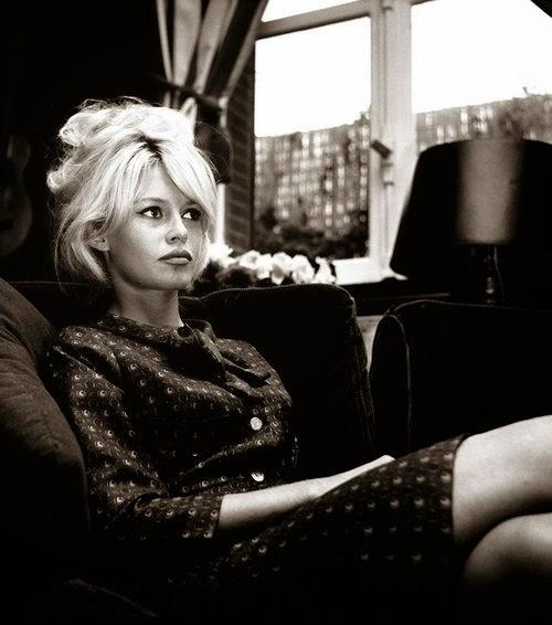 Bridget bardous french movie star