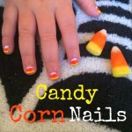 Candy Corn Nails Cute Enough To Eat