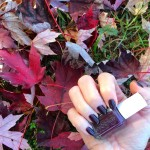 Winter Trend :: Dramatically Dark Nails