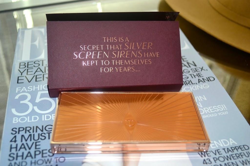 Charlotte Tilbury Filmstar Bronze & Glow packaging