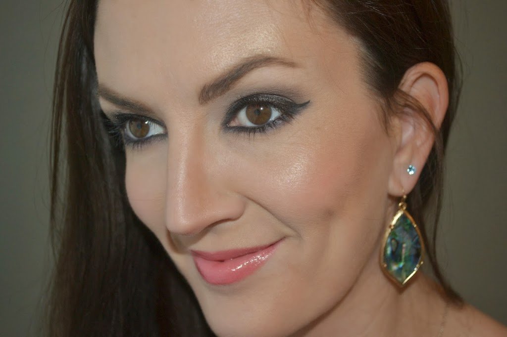 highlight and bronzing with Charlotte Tilbury Filmstar Bronze & Glow