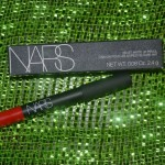 "The Perfect Holiday Red Lip With Nars ""Dragon Girl"""