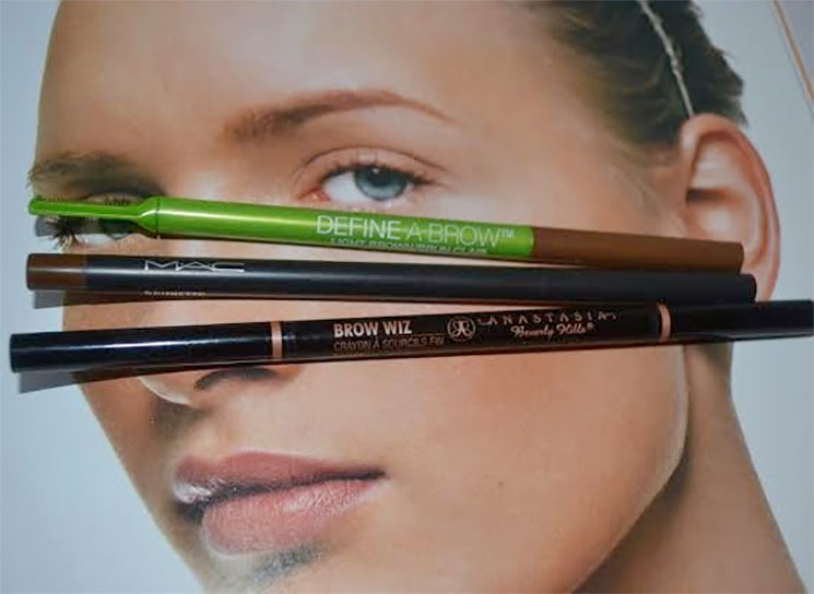 best eye brow pencils