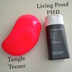 My Long Hair Product Must Haves : Tangle Teezer & Living Proof PHD