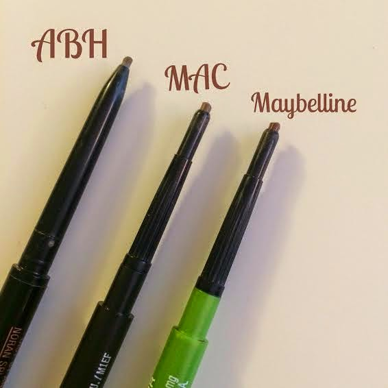 3 Best Eyebrow Pencils For Every Budget Jennysue Makeup